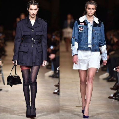 Miu Miu Enlists An Army Of Top Models For A/W16