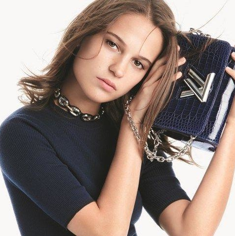 Alicia Vikander Busts A Move For Louis Vuitton