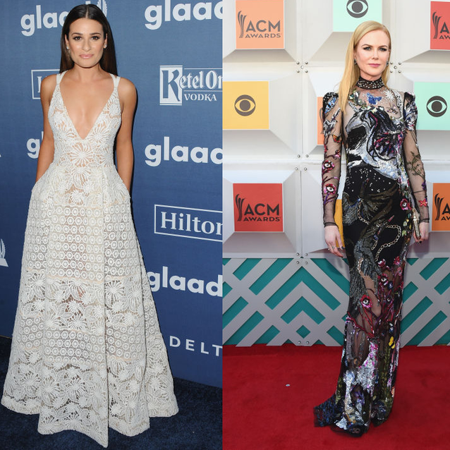 10 Of The Best Red Carpet Looks This Week