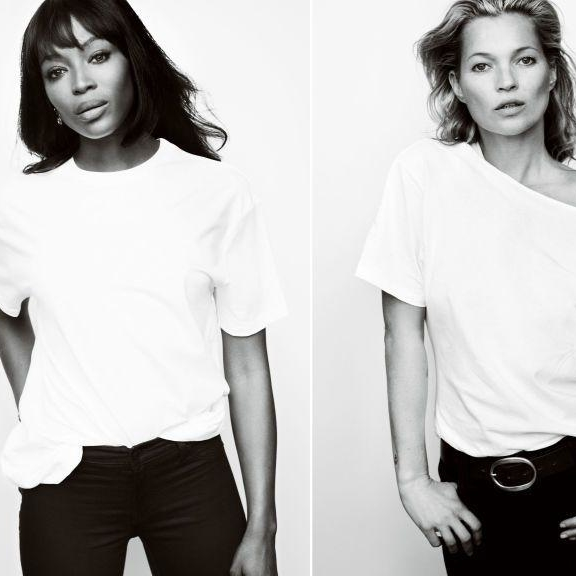 Kate Moss And Naomi Campbell Return For Fashion Targets Breast Cancer