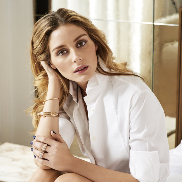 Olivia Palermo Joins Forces With Piaget