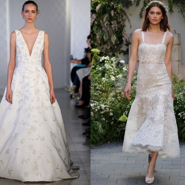 Best In Bridal: Spring 2017