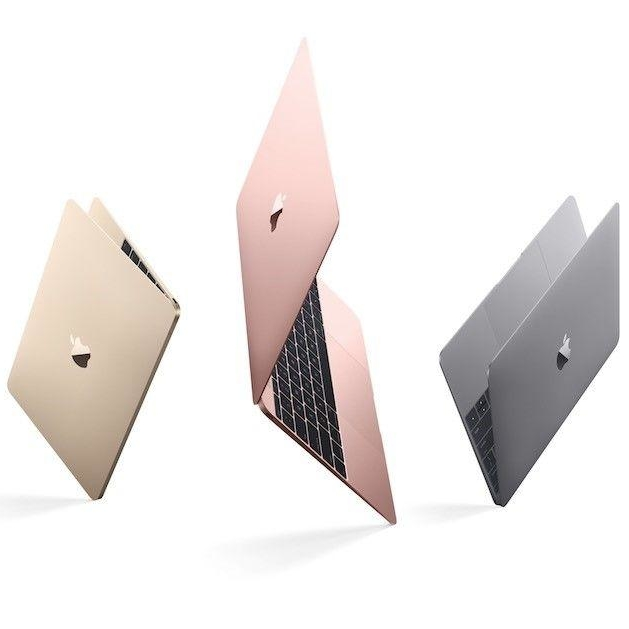 Apple Is Releasing A Rose Gold MacBook