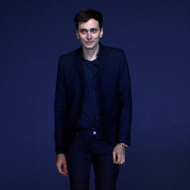Is Hedi Slimane Starting His Own Label?