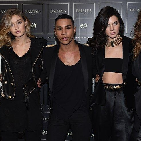 Balmain May Soon Adopt A See Now/Buy Now Model