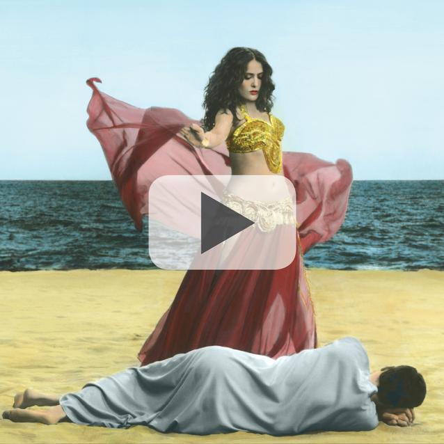 Watch Now: Harper's Bazaar Art Interviews Youssef Nabil