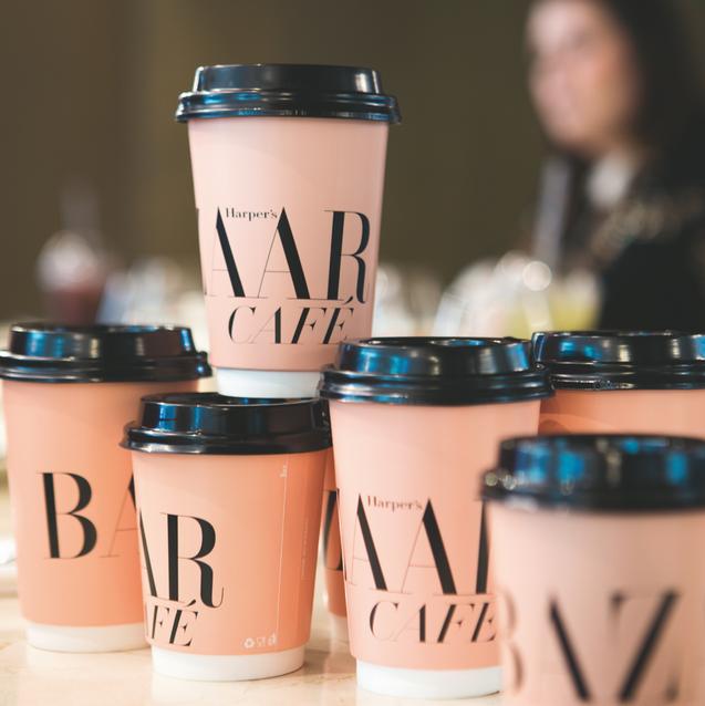 Inside The Harper's Bazaar Café Official Launch Party