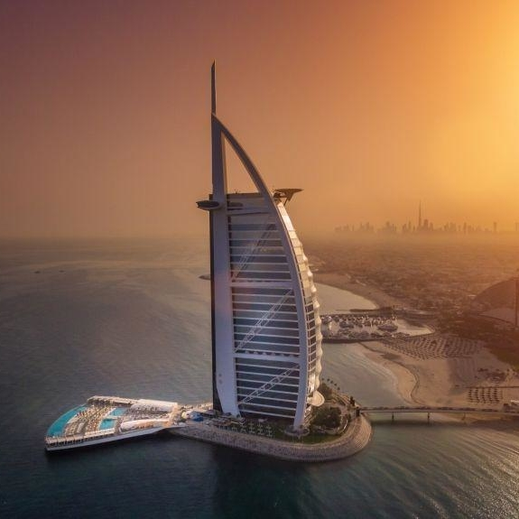 #ChicEats | Al Muntaha, Burj Al Arab