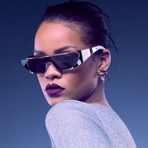 Exclusive: Rihanna Shows Us How It's Done In Her Dior Shades