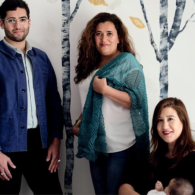 Nez Gebreel Enlists Local Artists To Create Her Dream Nursery