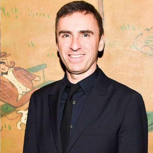 Did Calvin Klein Just Reveal That Raf Simons Is The Brand's New Creative Director?