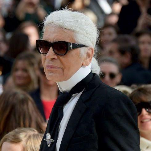 Karl Lagerfeld Set To Release The World's Chicest Set Of Pencils