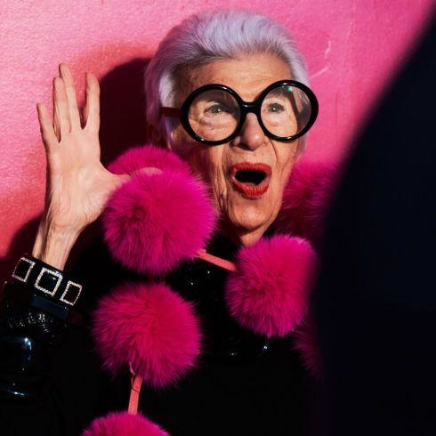 94-Year-Old Iris Apfel Is Getting Her Own Clothing Line