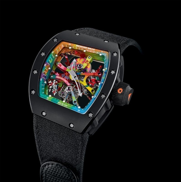 Cyril Kongo and Richard Mille Join Forces in Historic Collaboration