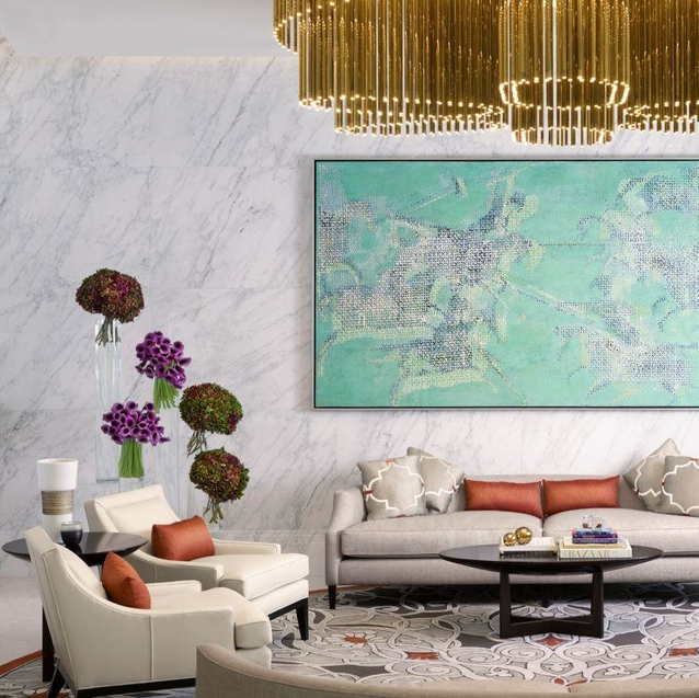 Arabian Splendour: David T'Kint's Design Collaboration for the Four Seasons Hotel Abu Dhabi