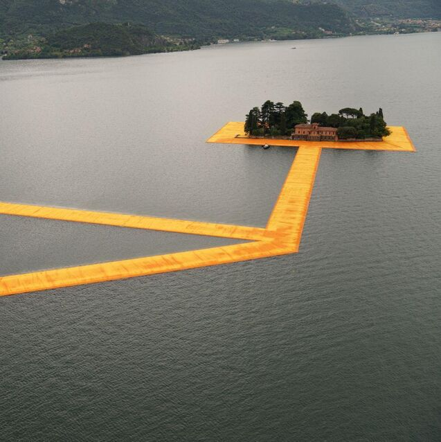 In Review: Christo's Floating Piers - The Art of Walking on Water