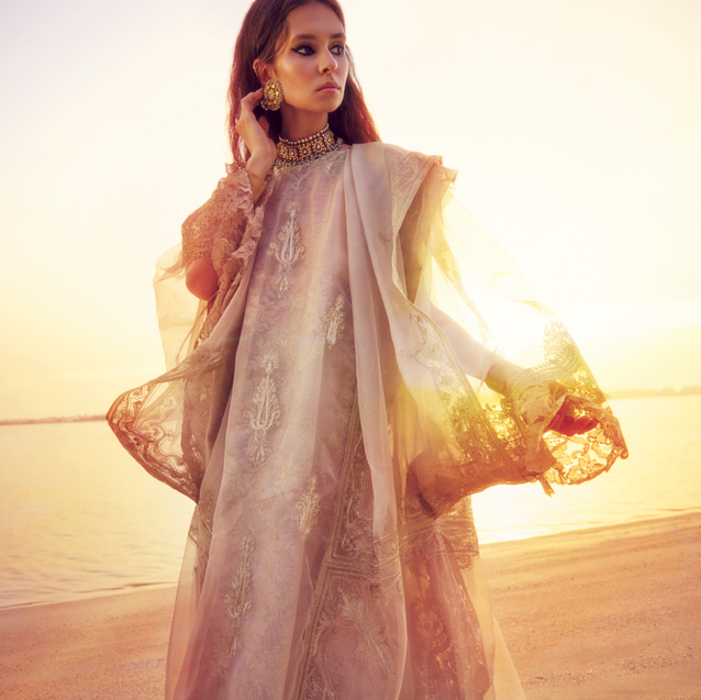 From Dusk 'Til Dawn: Layla Moussa Has Your Eid al-Fitr Wardrobe Sorted