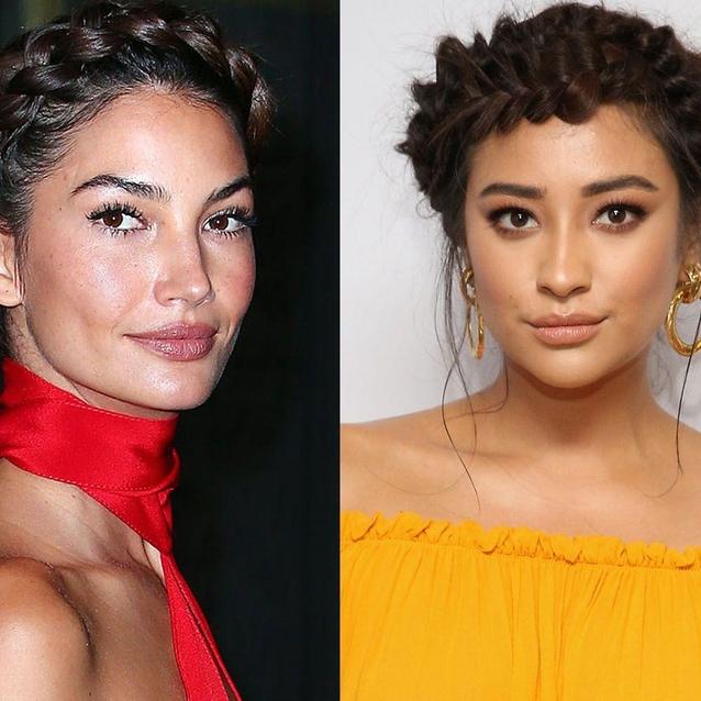 15 Of The Best Celebrity Crown Braids