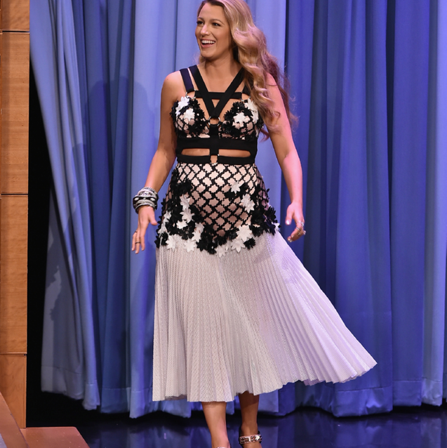 Blake Lively's Major Maternity Style