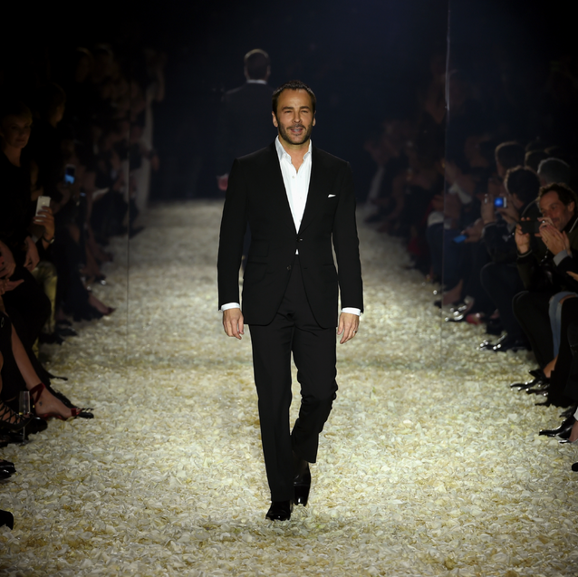 Tom Ford Is Returning To New York Fashion Week