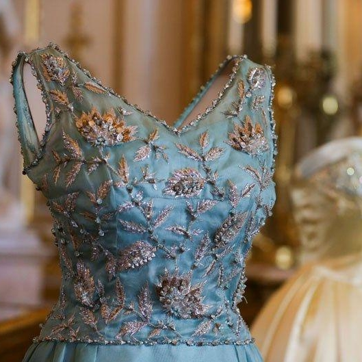 Queen Elizabeth's Stunning Couture Collection Is Now Available For Public Viewing