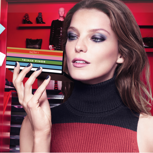 Lancôme Teams Up With Sonia Rykiel