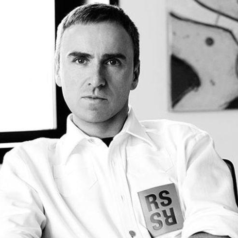 Raf Simons Is Confirmed By Calvin Klein
