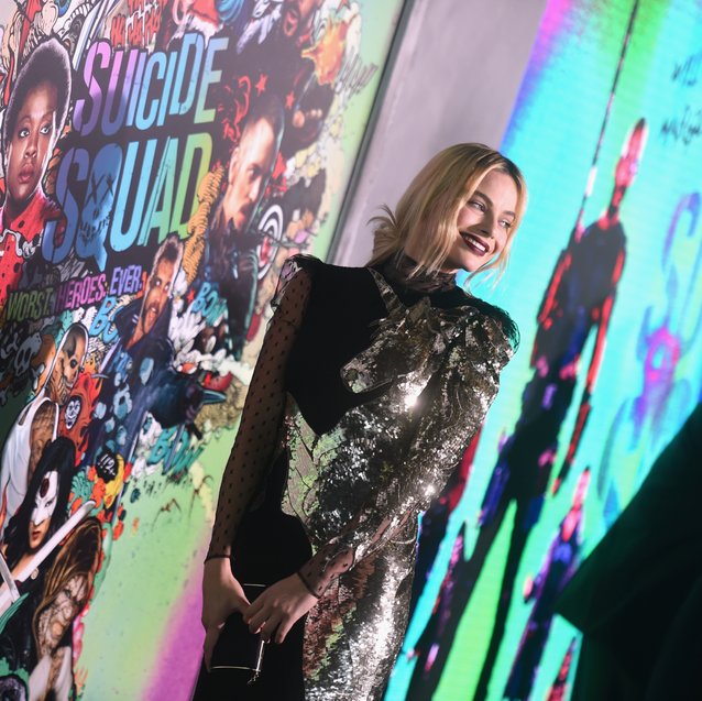 Margot Robbie's Exercise Regime For 'Suicide Squad' Was Intense