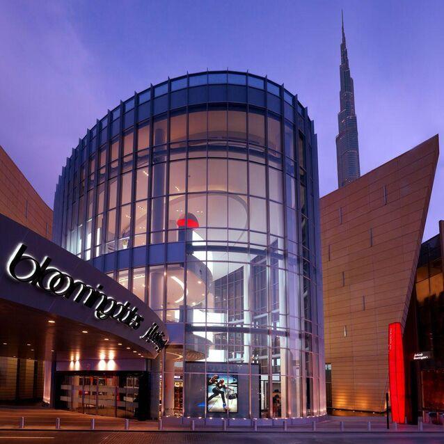 Bloomingdale's Dubai Reveals A/W16 Concept With Etihad