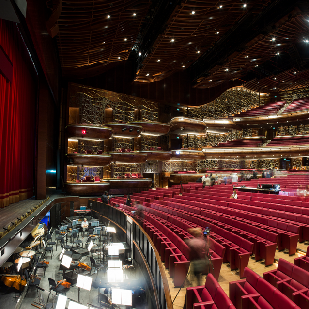 Step Inside: Bazaar's VIP Preview of Dubai Opera