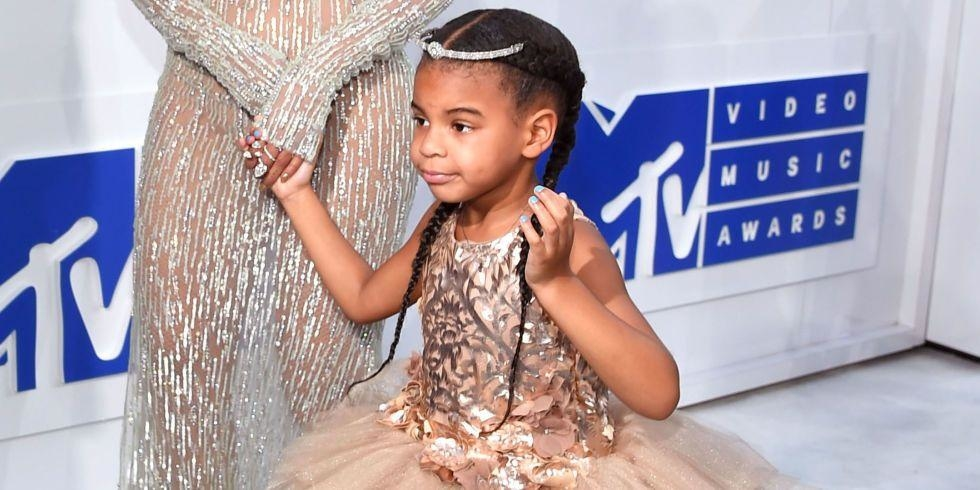 The Details: Blue Ivy's VMA Dress