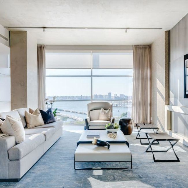 Inside The Dhs37,000-A-Night Airbnb NYC Penthouse Kim Kardashian West Is Currently Staying In