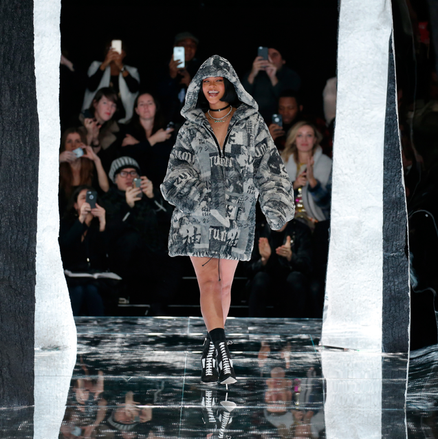 Rihanna's Debut Collection For Puma Is Now Available To Buy Online