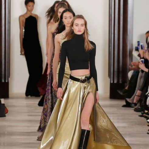 Ralph Lauren Adopts The See-Now, Buy-Now Business Model Today