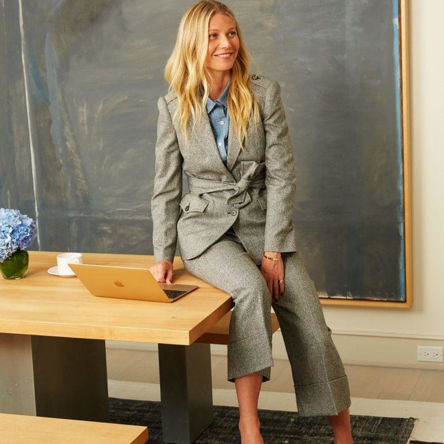 Gwyneth Paltrow Debuts Clothing Line For Goop