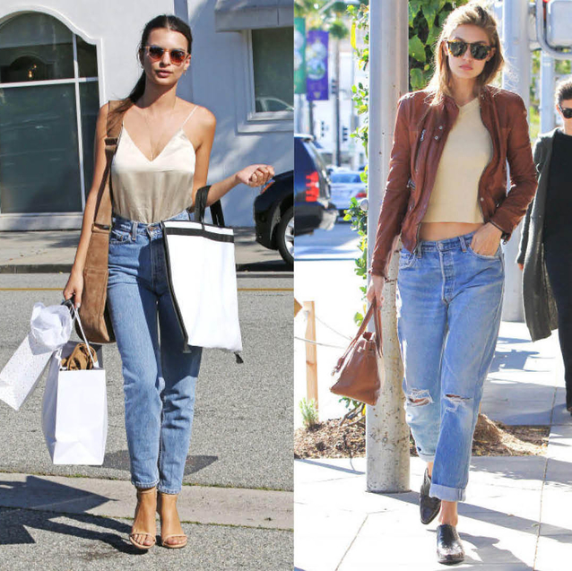 It's In The Jeans: Inspiring Celebrity Denim Looks