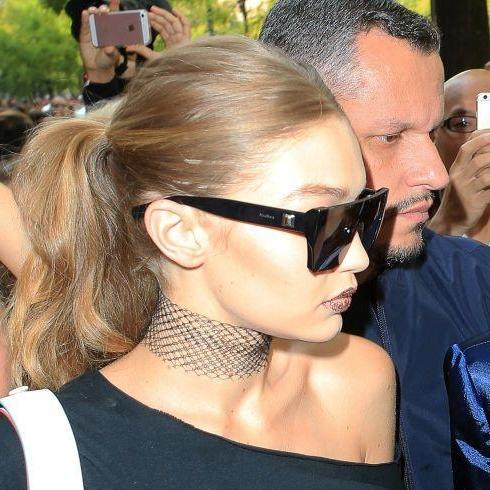 The Man Who Grabbed Gigi Hadid At Milan Fashion Week Has Come Forward