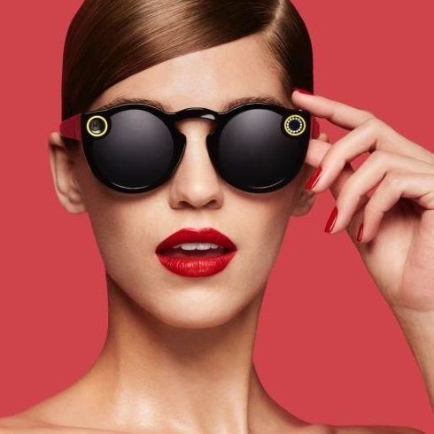 Snapchat Reveals Its New Wearable Tech Product