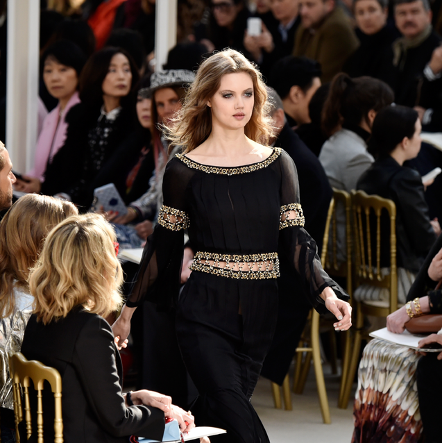 Lucia Pica Talks About Her Make-Up Inspiration For Chanel's Latest Beauty Collection