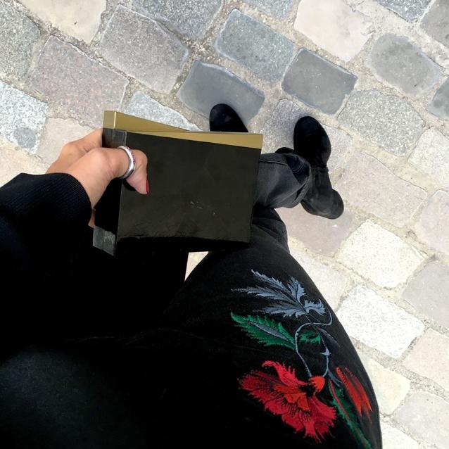 Exclusive: Nathalie Trad's Paris Fashion Week Diary   Day Two