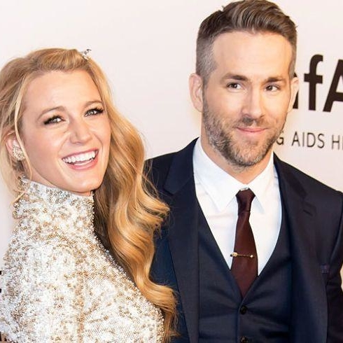 Blake Lively And Ryan Reynolds Welcome Second Child