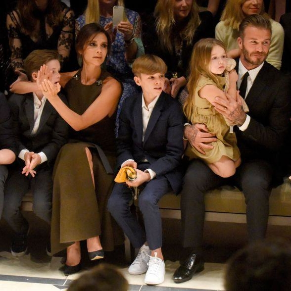 Victoria Beckham On Coping With Guilt As A Working Mother