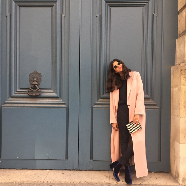 Exclusive: Nathalie Trad's Paris Fashion Week Diary | Day Three