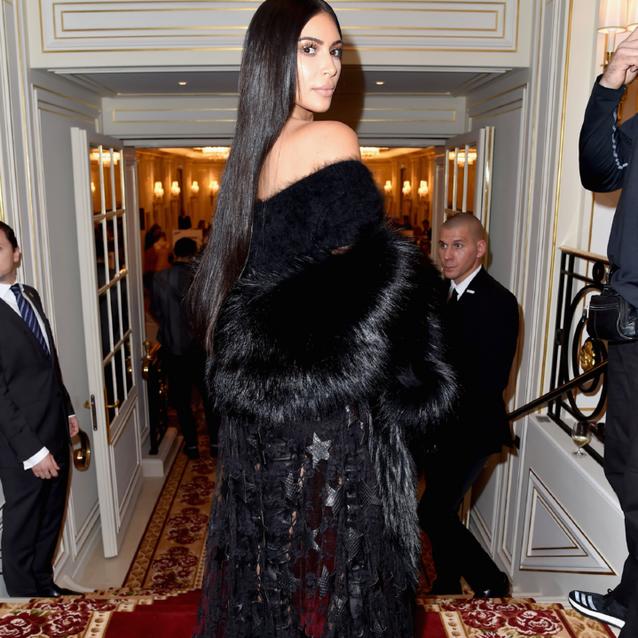 Kim Kardashian West Cancels Her Dubai Appearance