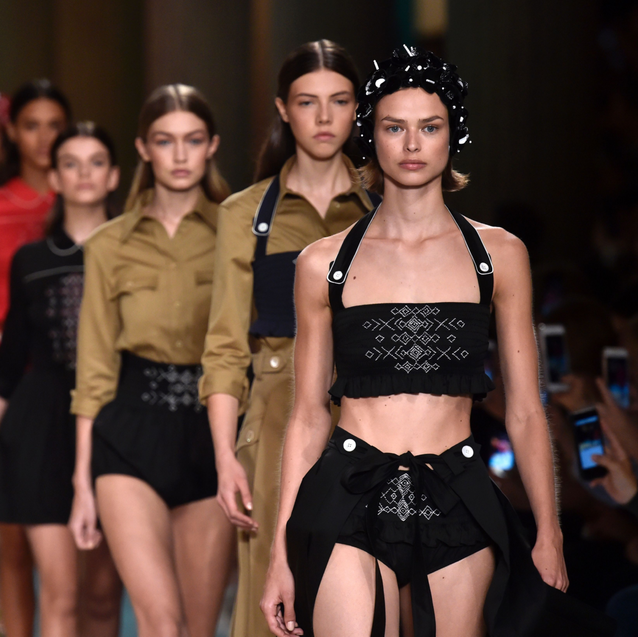 Paris Fashion Week: The Highlights