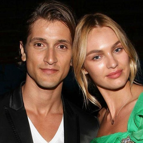Victoria's Secret Model Candice Swanepoel Welcomes First Child