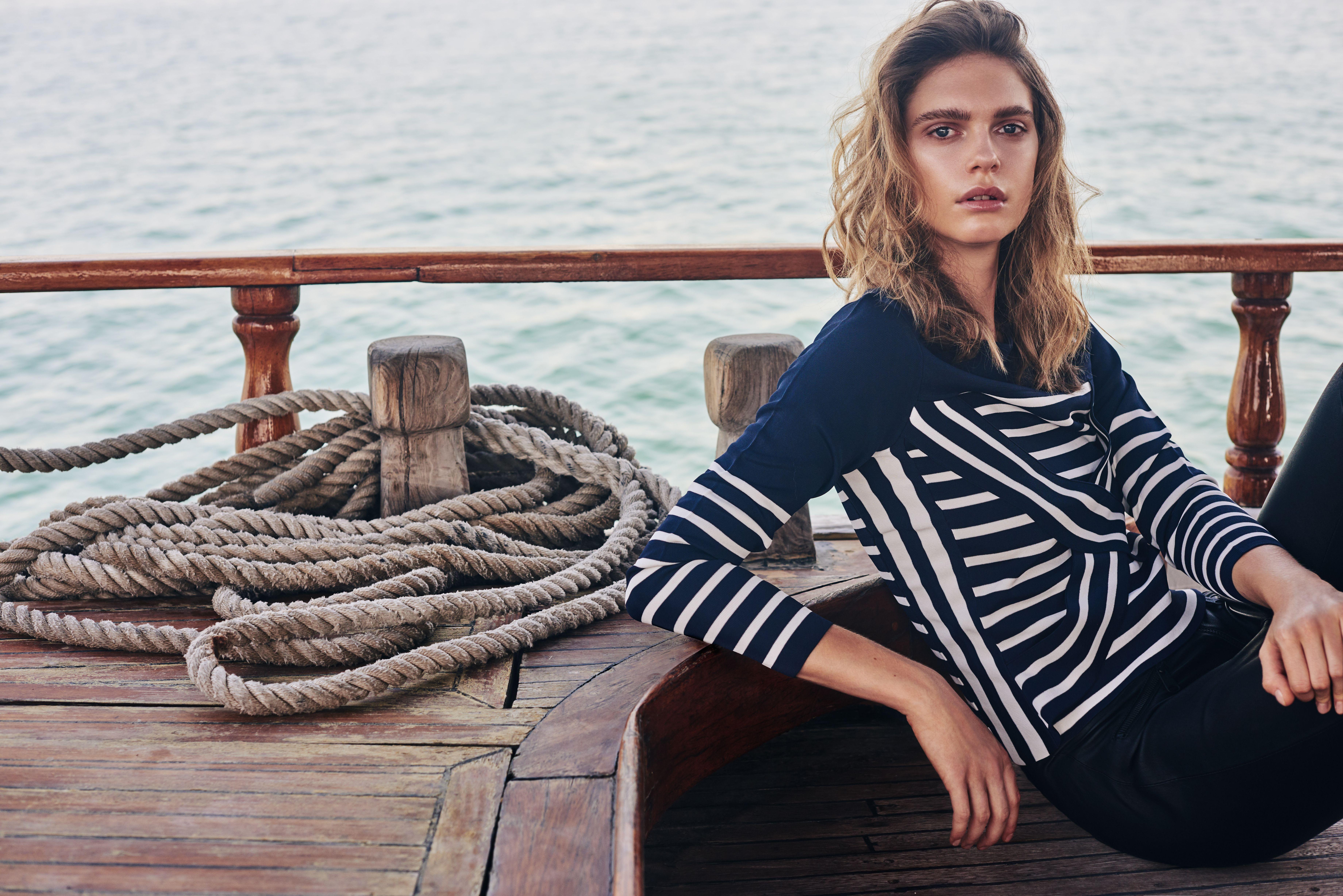 Sail Away With Me: Tommy Hilfiger x Gigi Hadid