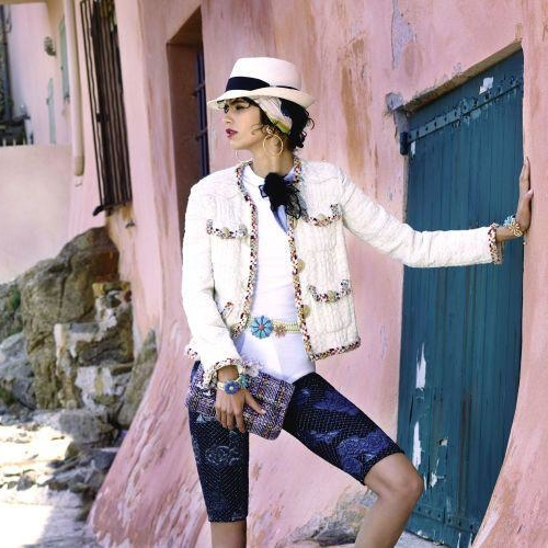 Chanel's Cruise Campaign Is Oh-So Hip