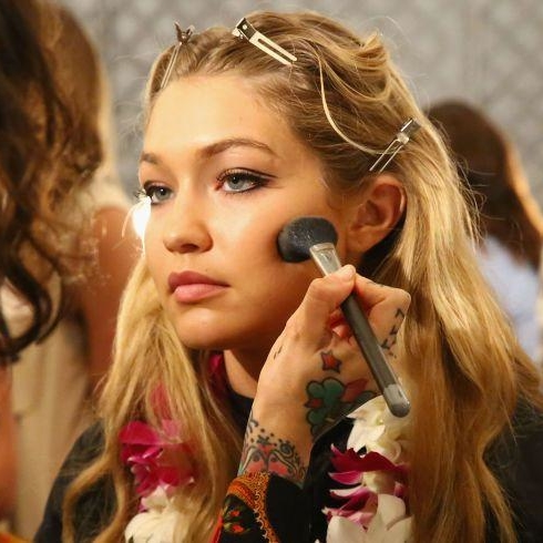 Gigi Hadid Is Now A Beauty Blogger