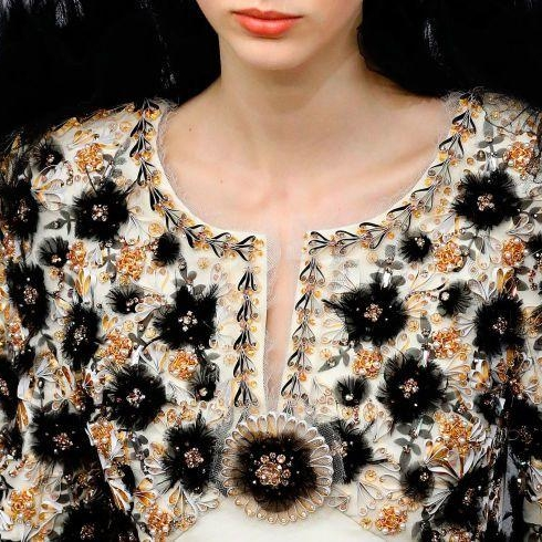 The Making Of A Chanel Couture Dress